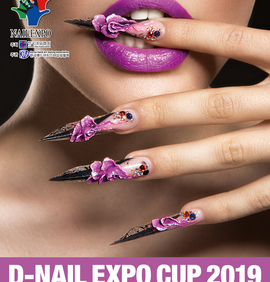 D- NAIL EXPO CUP 2019